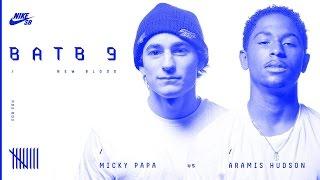 BATB9   Micky Papa Vs Aramis Hudson - Round 3