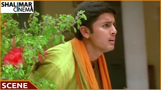 Sri Anjaneyam Movie || Charmi Bath Scene || Nithin || Charmi
