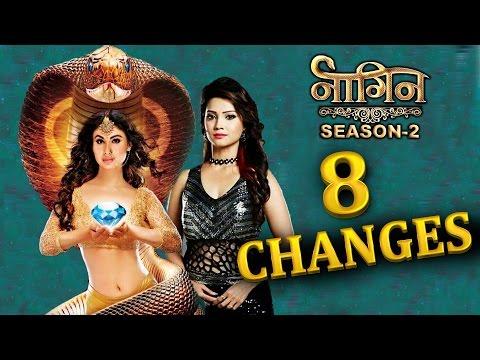 Xxx Mp4 Naagin 2 8 NEW CHANGES In New Season Mouni Roy Adaa Khan Karanvir Bohra 3gp Sex