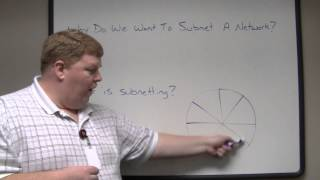 What is subnetting and why to subnet