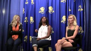 DragonCon 2015 Press Conference - The Queens of Darkness