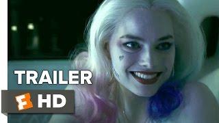 Suicide Squad Comic-Con TRAILER (2015) - Margot Robbie, Jared Leto Movie HD