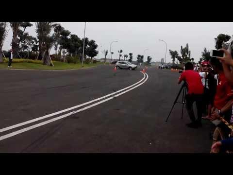 outlander sport action @surabaya by rifat sungkar - standard car & first time @Indonesia