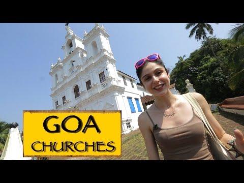 Must See Churches Goa