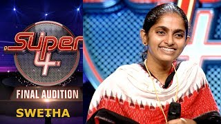 Super 4 I Swetha - Final Audition I Mazhavil Manorama