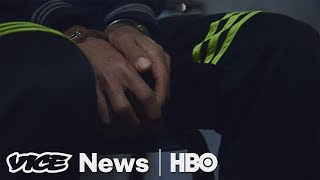 We Talked to Captured ISIS Fighters About Drug Use on the Battlefield (HBO)