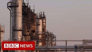 Saudi Arabia oil attacks: A look at the damage - BBC News