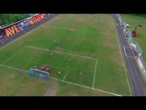 WidzewTV: (DRON) Skrót meczu Mazovia Rawa Mazowiecka - Widzew Łódź