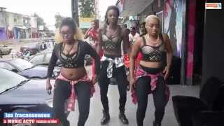 MUSIC ACTU  DEMO Avec  les fracaceuz  AOUT 2015/PROSPERITE Groupe Abidjan