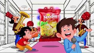 Mr Noodles New TVC