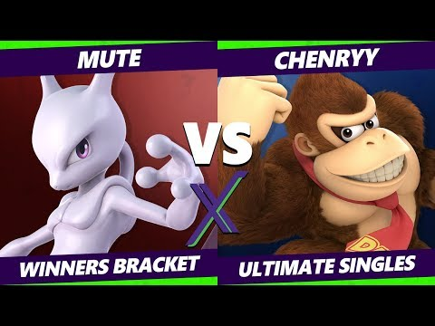 Xxx Mp4 Smash Ultimate Tournament Mute Mewtwo Vs Chenryy DK Toon Link S X 286 SSBU Winners Bracket 3gp Sex