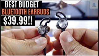 These are THE BEST Wireless Earbuds - Budget Edition 2017