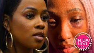 Remy Ma Turns Herself in to Jail After Beating up Brittany Taylor Love and Hip Hop NY