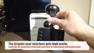 "Product Review: 2.4"" Full HD Camera 1080P Car DVR Video Recorder Dash Cam"