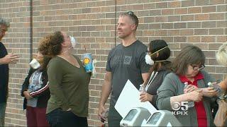 Fire Victims Begin Long Process Of Getting FEMA Aid