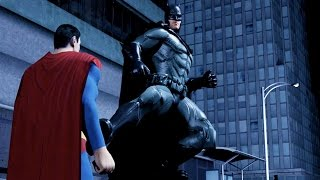 Batman vs Superman 3DS Max Animation