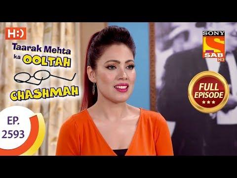 Xxx Mp4 Taarak Mehta Ka Ooltah Chashmah Ep 2593 Full Episode 3rd November 2018 3gp Sex