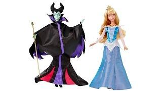 Śpiąca Królewna i Zła Królowa - Disney
