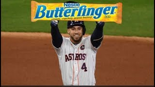 MLB ButterFinger Moments (HD)