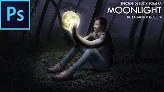 Luz de Luna Fotomontaje | Photoshop CC | Tutorial #30 | Español