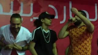 رقص دق معتصم فوكس ومصطفي الدجوي #حصررياا #شااهد/ (المارد بيتجوز) اعلان فودافون 2019