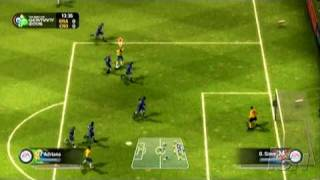 2006 FIFA World Cup PC Games Gameplay - Brazil vs. Croatia