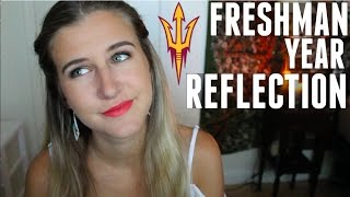 My Freshman Year at ASU: Reflection || SA
