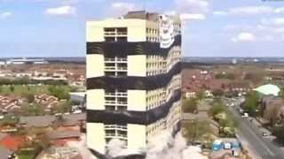 Building Collapse Only in 5 seconds, 2015