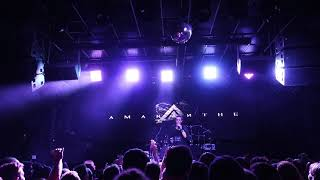Amaranthe Live - Elize Ryd's Speak (funny) 2018