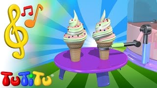 TuTiTu Toys and Songs for Children | Ice Cream Song
