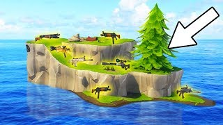 SECRET LEGENDARY LOOT ISLAND IN FORTNITE!
