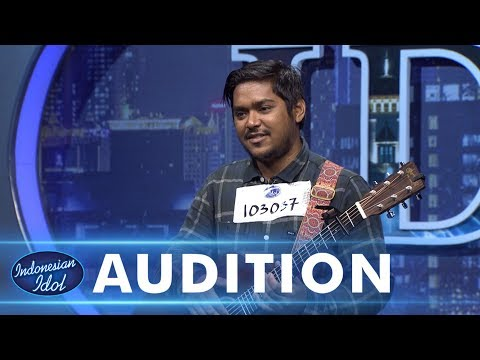 Xxx Mp4 Ahmad Abdul Menyanyikan Lagu Lost Star Dari Adam Levine AUDITION 1 Indonesian Idol 2018 3gp Sex