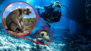 Most MYSTERIOUS Discoveries Made In Caves!