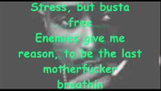2pac Breathin' (Lyrics)