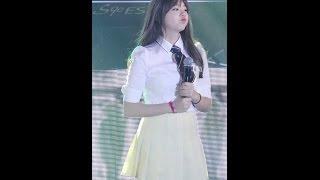 160724 IOI(아이오아이) 같은곳에서 김소혜 직캠 By 믹스@JTN 썸머페스티벌