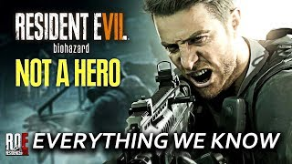 RESIDENT EVIL 7: Not A Hero DLC | Everything We Know So Far