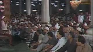 دعاء سجدة التلاوة - الشيخ الشعراوى