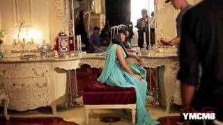 Behind The Scenes  Moment For Life Nicki Minaj Ft  Drake [HD]