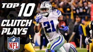 Top 10 Clutch Plays of the 2016 Regular Season | NFL Highlights
