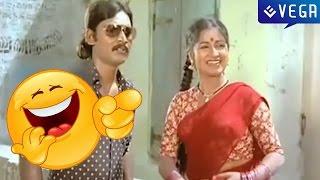 Indru Poi Naalai Vaa Movie - Bhagyaraj & Radhika Comedy Scenes