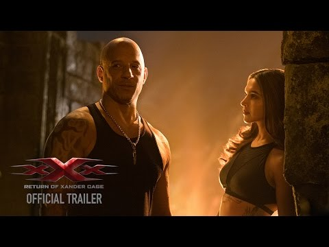 Xxx Mp4 XXx Return Of Xander Cage Trailer 2017 Paramount Pictures 3gp Sex