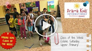 Class Of The Week: Colonie Saturday Upper Primary!