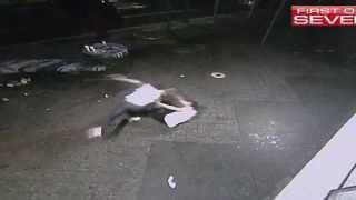 CCTV arrested  after Bondi brawl