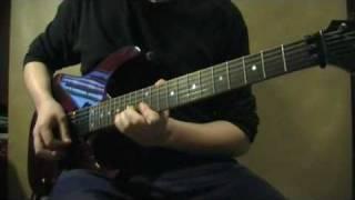 Joe Satriani  Echo Cover By Vladimir Shevyakov