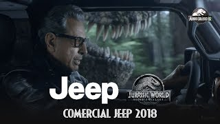 Jurassic Jeep - Comercial Jeep Wrangler 2018 (legendado) (HD)