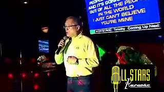 Timothy L - 12/15/2013 - Two Less Lonely People In The World (Air Supply)