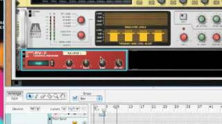 Create a Rusko type DUBSTEP bass in Reason 4.0!! (Part 1 of 2)