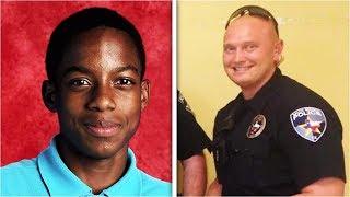 Ex-Cop Indicted For Black Teen's Murder