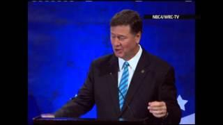 Attacks Get Personal in Va. Senate Debate