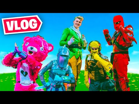 Fortnite IRL E3 Pro Am Vlog